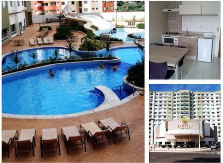 Hotel Riviera - Lazer e descanso em um só lugar!
