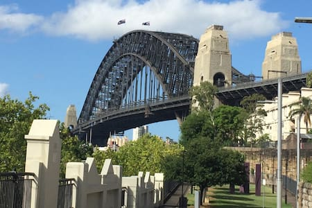 NEW Vintage 3 Room Modern House @ The Rocks Sydney - Council of the City of Sydney