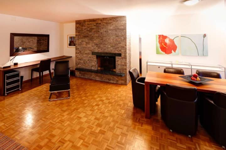 2BR apartment close to Bellevue SF1