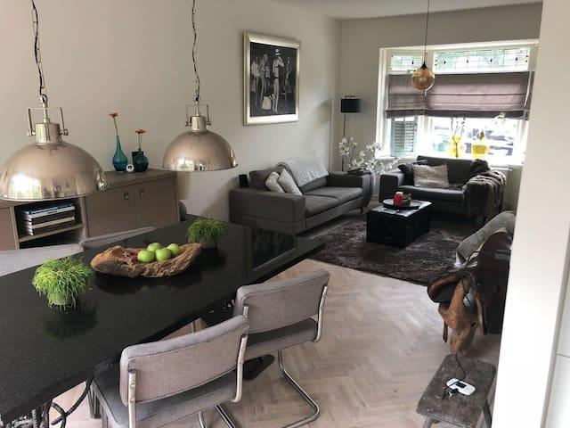 Cosy house in nice area Amstelveen