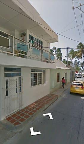 Habitaciones en Riohacha, cerca de la playa - Tunja - Huoneisto