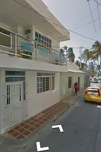 Habitaciones en Riohacha, cerca de la playa - Tunja - Leilighet