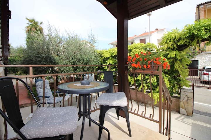 apartment for 2+1 persons in Poreč R102302