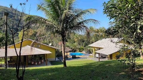 Paraíso ecológico, casa inteligente