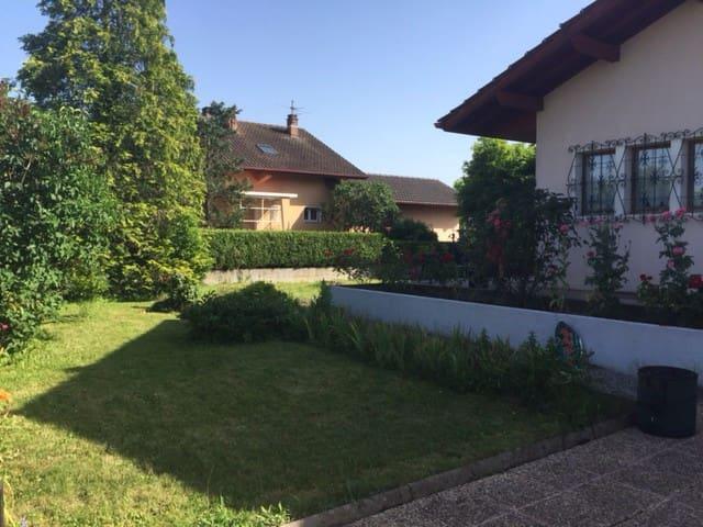 Maison proche lac et Genève - Douvaine - Apartamento