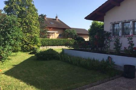 Maison proche lac et Genève - Douvaine - Wohnung