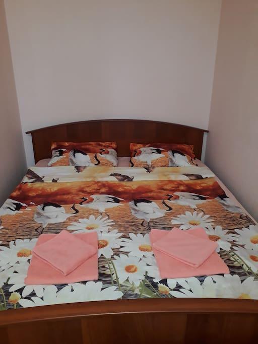 Кровать 160×200