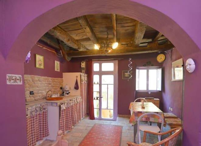 Lo Spillo - Calcata Vecchia - Appartement