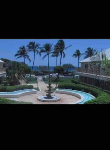 Delray Beach Florida Dover House 1 Bedroom Suite