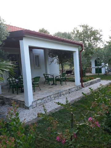 Family house Feniks - Osibova bay,  Brac
