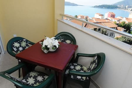 3-bedroom apartment Sea view (319) - Budva - Wohnung