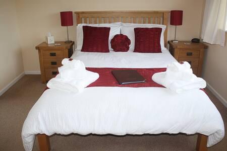 Amberleigh House B&B, Newmarket - Room 1 - Newmarket - Bed & Breakfast
