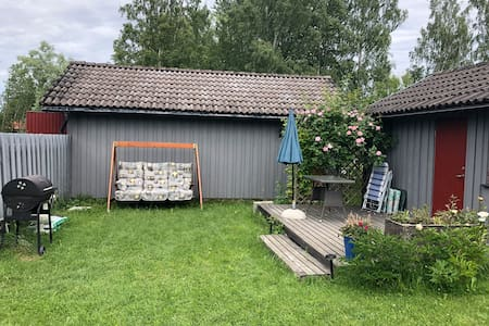 COTTAGE 150M TO THE SEA ON GOTLAND; BRISSUND