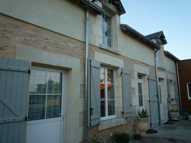 Au cœur des châteaux de la Loire - Oisly - Bed & Breakfast