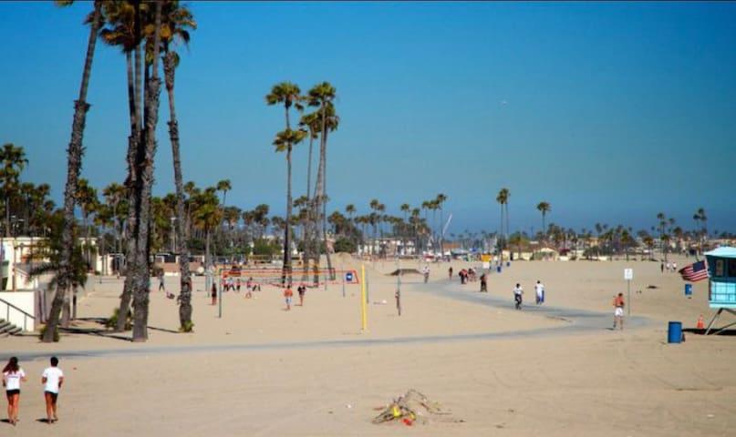 Near Everything Long Beach And Serene