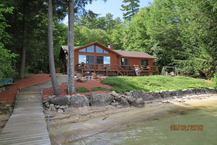 Winnipesaukee Veasey Shore Rental