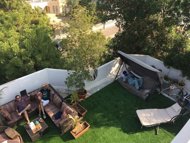 Twin/triple room with separate bathroom (NO1) - Muscat