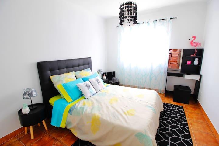 """Lavadinho"" apartamento de praia T2 renovado."