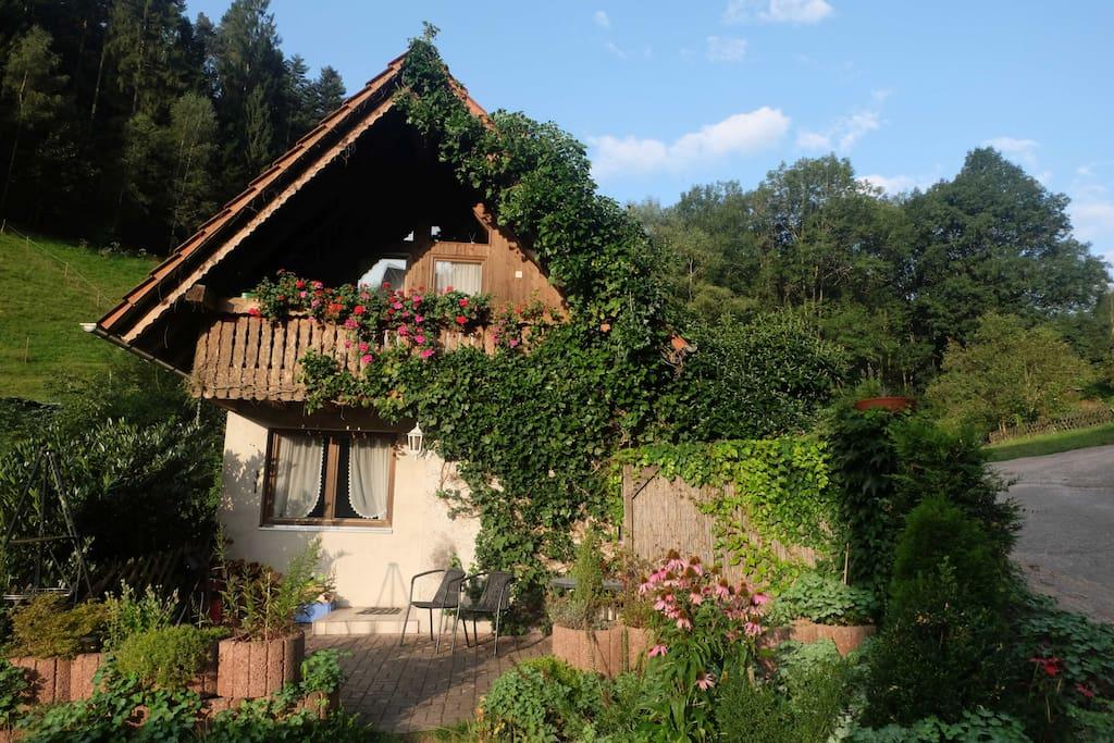 Ferienhaus Bachhäusle