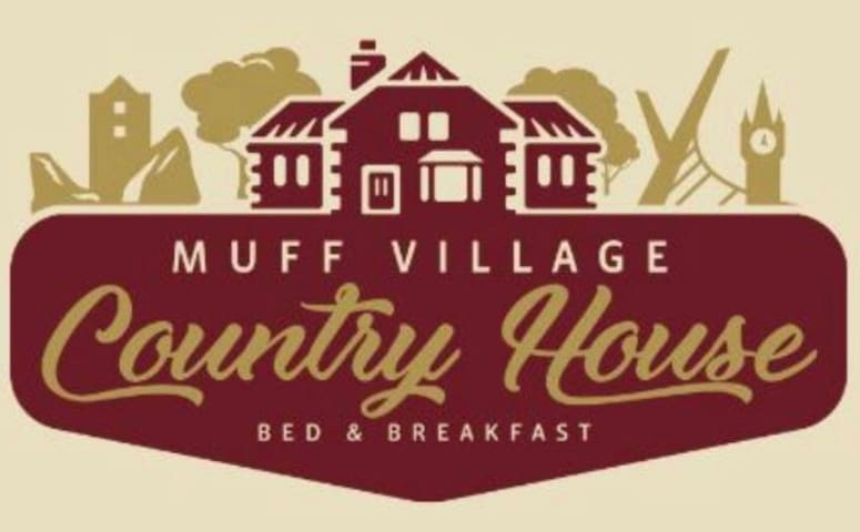 Muff Village Country House B&B RM 1