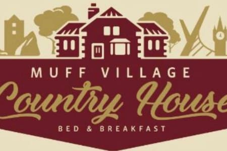 Muff Village Country House B&B TWR