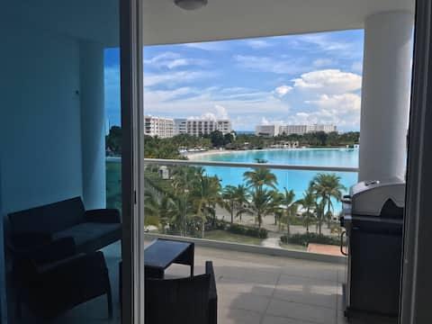 Apartamento con vista Espectacular en Playa Blanca