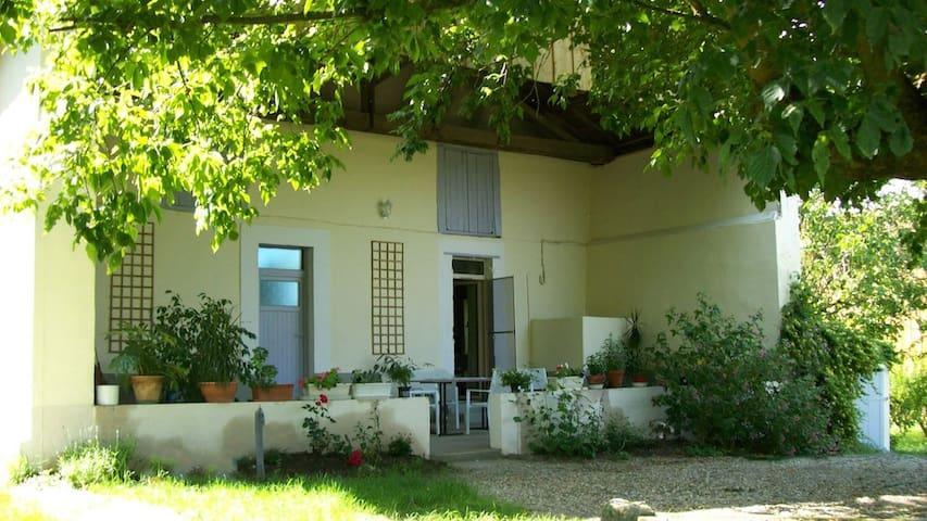 Maison de Campagne avec piscine - Villefranche-du-Queyran - Casa