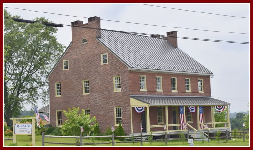 The 1788 Inn B&B near Breezewood - Breezewood - Penzion (B&B)