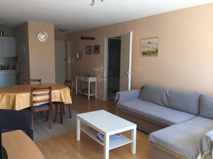 Auray coeur de ville : Appartement très calme