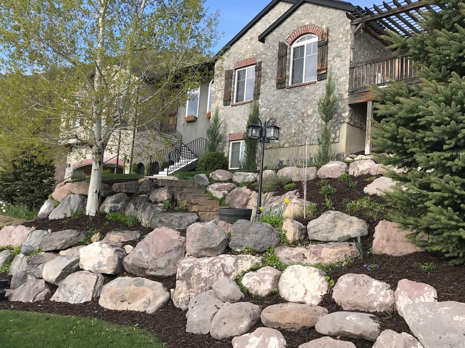 Mountain Home With Splendid Views Houses For Rent In Orem Utah United States