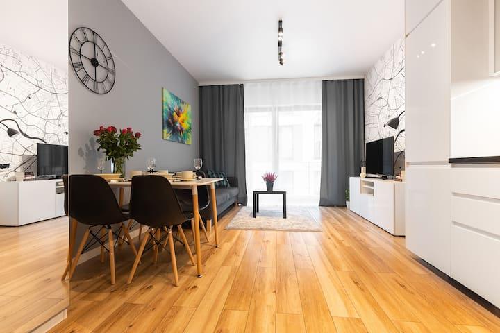Galek Novum Apartment, ul. Rakowicka 20H