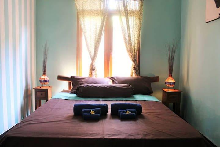 room 2  villa ombak 2  Double Six Seminyak - Kuta - Villa