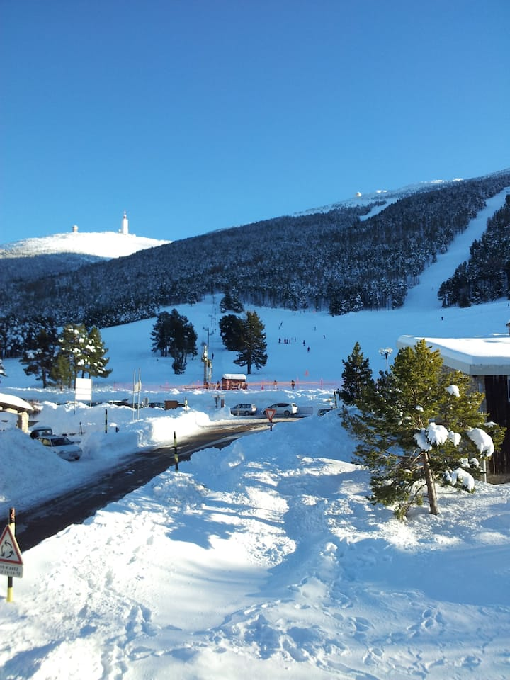 Chalet Mont Serein