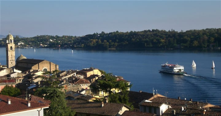 Salo - Apartment INCANZO with beautiful lake view
