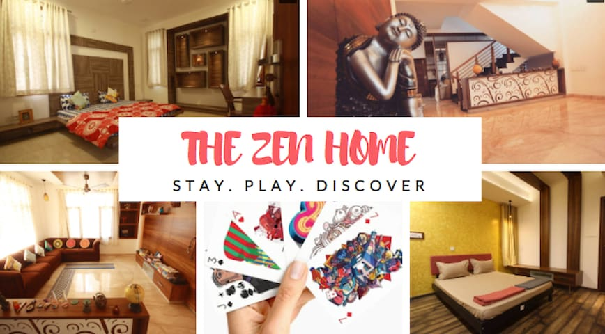 THE ZEN HOME - #1 STAYCATION IN BANGALORE - Bangalore - Leilighet