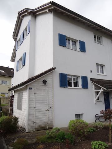 Am schönen Bodensee verweilen - Steinach