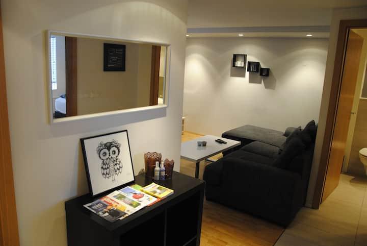 """The Studio Apartment"" - in capital area Reykjavik"