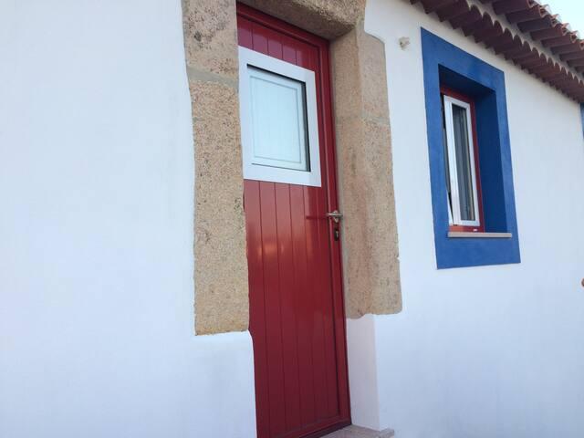 Casa centenária, Alto Alentejo.