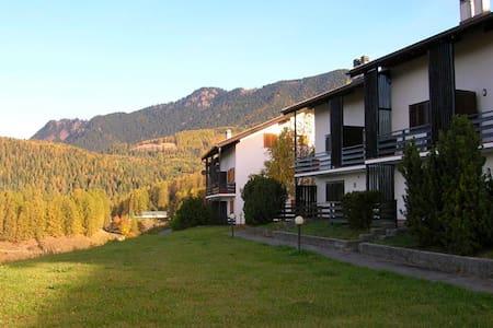 Accogliente e funzionale appartamento in montagna