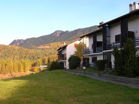 Hyggelig og funksjonell leilighet i fjellet