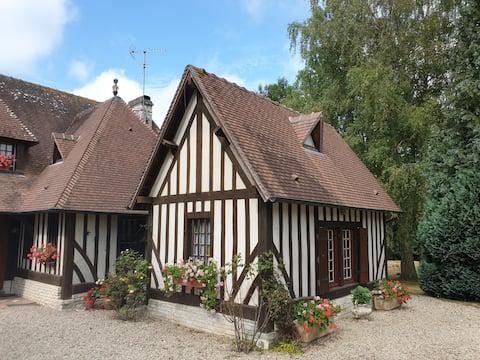 Saint Hymer : The little cottage