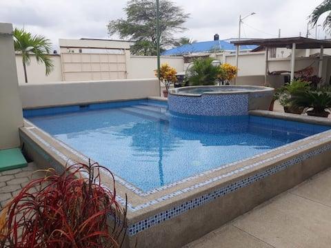 Sandy Feet Retreat with Pool