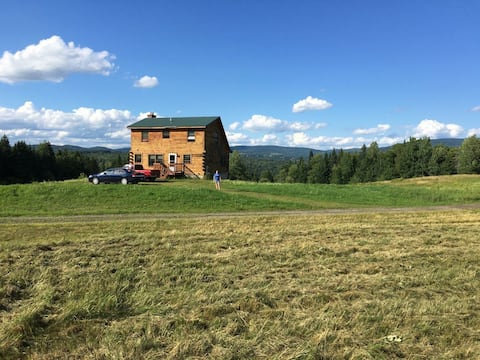 Mountain Views, Snowmobiling/ATV trail