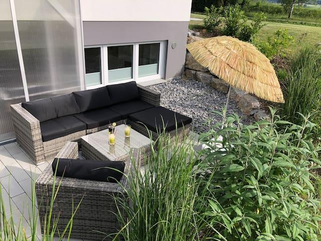 Dein eigener, privater Gartenbereich