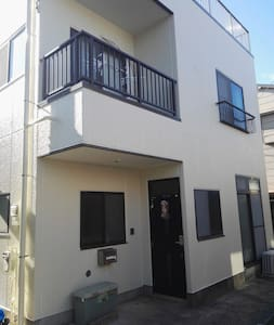 Japanese-style villa- 6 rooms a-Can live 15people - Kita