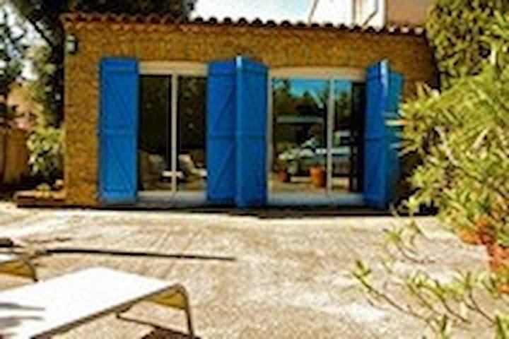 Six-fours les plages T2 40 m² avec piscine - Six-Fours-les-Plages - Hus