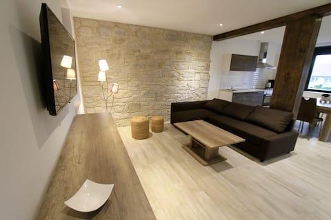 Le Moulin logis/SPA de charme Oscar 65 m² 4****