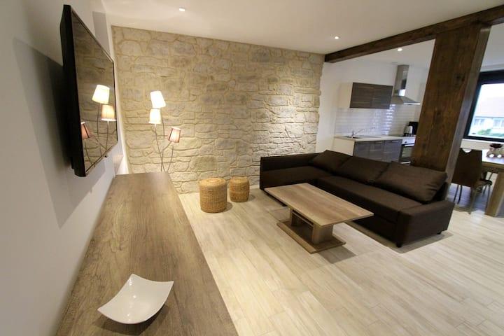 Le Moulin logis/Gites de charme Oscar 65 m² 4****