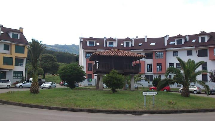 Apartamento vacacional  Asturias.