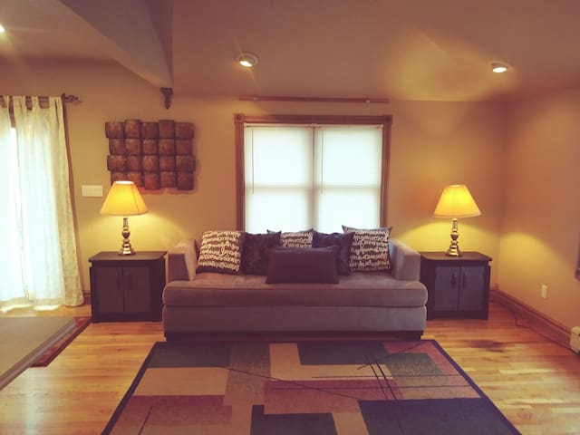 Furnished Apartment all included Private Estate